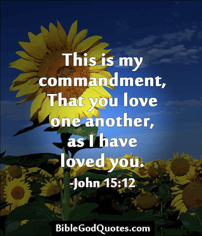 Commandment Quote