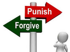 punish or forgive