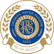 relief society badge