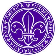 scouting international badge